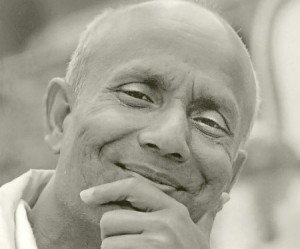 Sri Chinmoy, the inspiration behind the Smile of the Beyond