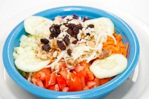 SaladNutsRaisins
